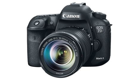 Finally, Canon Announces the 7D Mark II | Fstoppers | Camera Equipment | Scoop.it