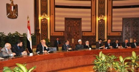 All political trends are represented in national dialogue | Égypt-actus | Scoop.it