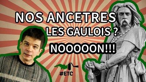 ▶ Nos ancetres les gaulois? Noooon!!! - #ETC en vidéo 02 - YouTube | GénéaKat | Scoop.it