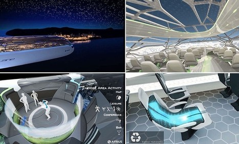 Airbus reveals what flying will be like in 2050 | Easy Travelers | Scoop.it