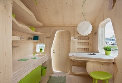 India Art n Design Global Hop : Smart & Compact Student Housing | Le flux d'Infogreen.lu | Scoop.it