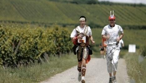 Les marathons des vignes en 2012 | Mon Vigneron | Tourisme viticole en France | Scoop.it
