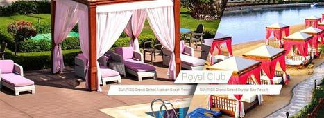 News - Royal Club At SUNRISE Grand Select Crystal Bay Resort And SUNRISE Grand Select Arabian Beach Resort - SUNRISE Resorts & Cruises | SUNRISE Resorts & Cruises | Scoop.it