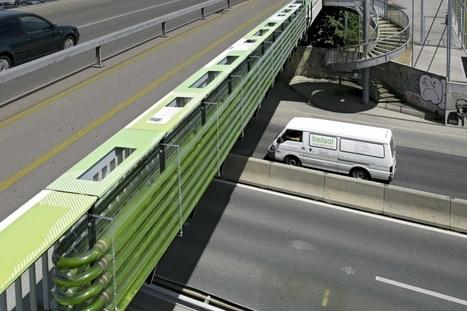 Sur le réseau routier - Ces algues captent le CO2 des voitures | Valorisation des algues | Scoop.it
