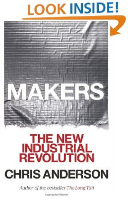 "Chris Anderson's ""Makers"" : when customers turn into community 