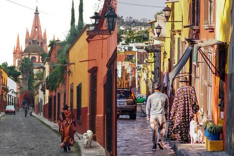 Eye On Mexico:  San Miguel de Allende - City of Culture, Cool and Progress   San Miguel de Allende, Mexico   Scoop.it