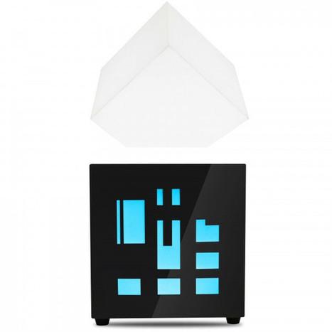 Lampe-Enceinte Lévitation - Geek, Idee deco | News geek | Scoop.it