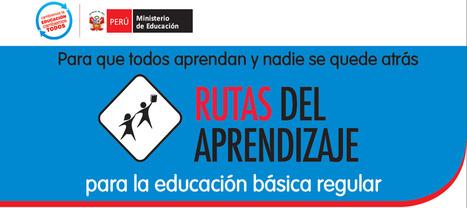 Rutas de aprendizaje.   GeducaEptCallao   Scoop.it