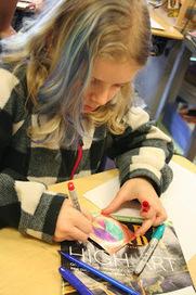Studio Kids - A Place for Kids and Art in Ballard, Seattle: Kid's Art Auction Projects   billedkunst   Scoop.it