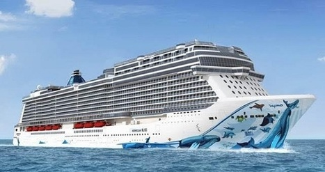 NCL unveils Wyland hull design for Norwegian Bliss | Mediterranean Cruise Advice | Scoop.it