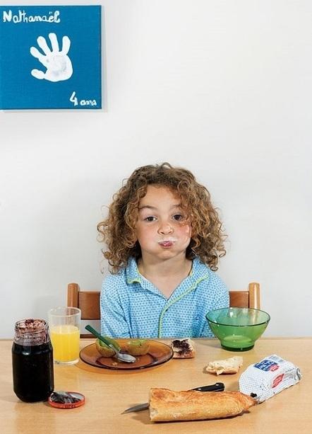 Le petit déjeuner des enfants dans le monde   Videos courtes Homeroom PSHE   Scoop.it