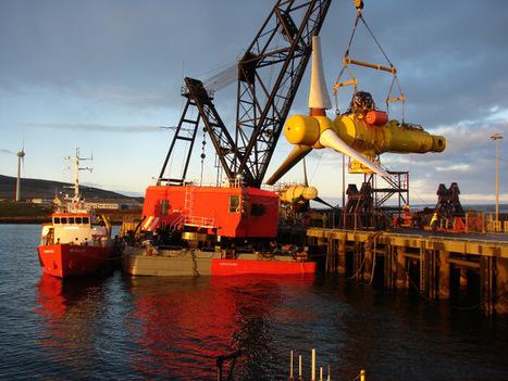 Les énergies marines renouvelables   Energies Renouvelables scooped by Bordeaux Consultants International   Scoop.it