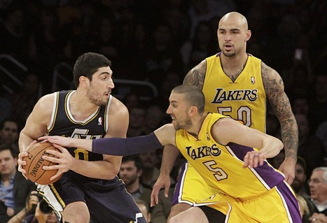 Lakers' latest home loss hits a nerve | sports | Scoop.it