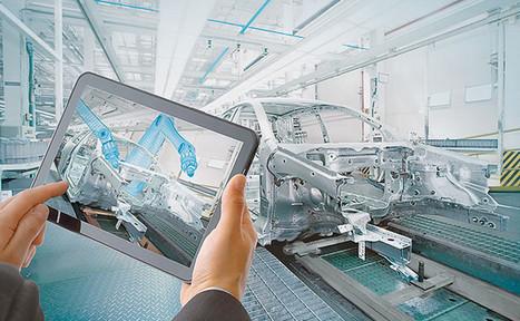 Transformation digitale : le secteur industriel va investir plus de 900 milliards par an | Comarketing-News | PROSPECTIVE DESIGN | Scoop.it