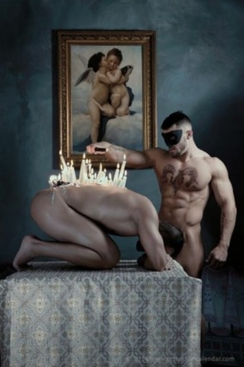 Profanely Popular Hot Priests Calendar   Let's Get Sex Positive   Scoop.it