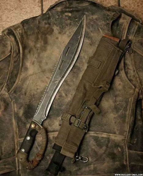 Knives #daggers #axes# edged weapons# | Survival Knives by Edge Survival Knives.com | Scoop.it