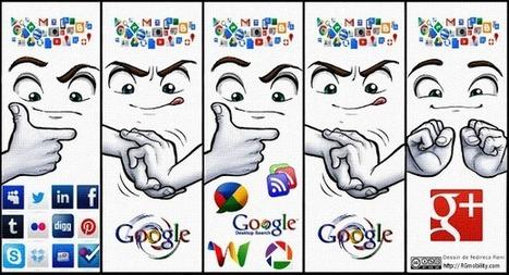 Le nouveau Google+ est arrivé ! Les 10 raisons de l'adopter ou de préférer ses concurrents | Technologies & web - Trouvez votre formation sur www.nextformation.com | Scoop.it