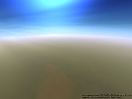 "Atmosphere of Saturn's Titan --""Similar to Earth's 2.4 Billion Years Ago"" | Geology | Scoop.it"
