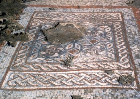 The Archaeology News Network: Roman villa mosaic from Stanwick Lakes goes on public display | The Related Researches & News of Dr John Ward | Scoop.it