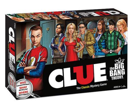 Big Bang Theory Clue | Tecnologia | Scoop.it