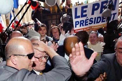 Jean-Marie Le Pen vu  par son garde du corps | Politique et petits oignons | Scoop.it
