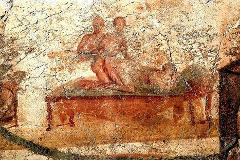 El culto al sexo en los tiempos del poeta Homero en Grecia Por: Ana Vazquez Hoys | Safo | Scoop.it