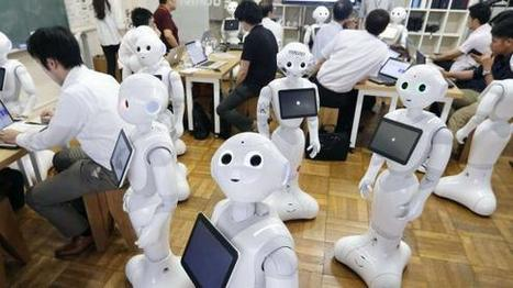 Le sens de l'info. Robots et automates | Une nouvelle civilisation de Robots | Scoop.it