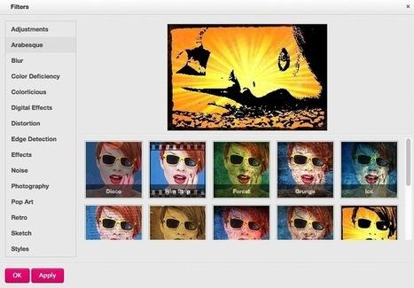 Un clone de Photoshop 100% en ligne | Korben | Photo numérique pour les nuls | Scoop.it