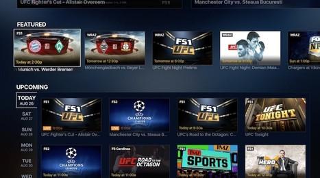 FOX Sports GO Now Available on Apple TV - MacRumors | mvpx_CTV | Scoop.it