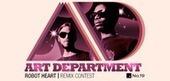 Robort Heart (Youngs2ar Remix) by Alkuwari in the Art Department - Robot Heart on Beatport Play   dancing robort   Scoop.it