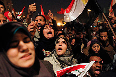 Egypt economy: Fears of revolution of hungry in uncertain times | Égypt-actus | Scoop.it
