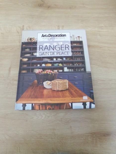 Livre – Ranger et gain de place – Cocon de décoration: le blog | Décoration | Scoop.it