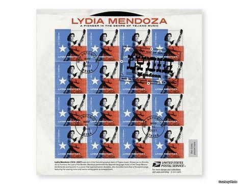 US Postal Service Unveils Music Icon Stamp Series - Voice of America | ☊ ☊ Harmony60 Music ☊ ☊ | Scoop.it