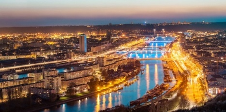 A quoi ressemblera la ville intelligente de demain ? | Mine d'infos ville créative, culture, street arts, smart city, marketing territorial | Scoop.it