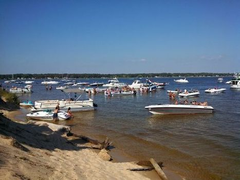 Area Raft-up Locations | Lake Effect... Relax, Refresh, Repeat! | Scoop.it