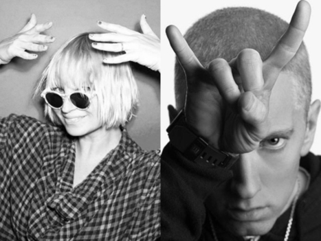 Sia donates royalties from Eminem collaboration to LGBT charity - Consequence of Sound | Royalties | Scoop.it