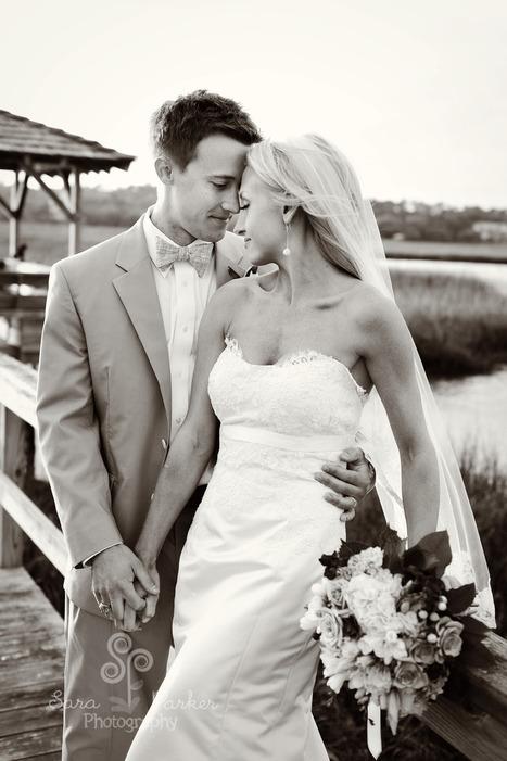 Chad + Grace   Pawley's Island Wedding » Sara Parker Photography   Explore Pawleys Island   Scoop.it