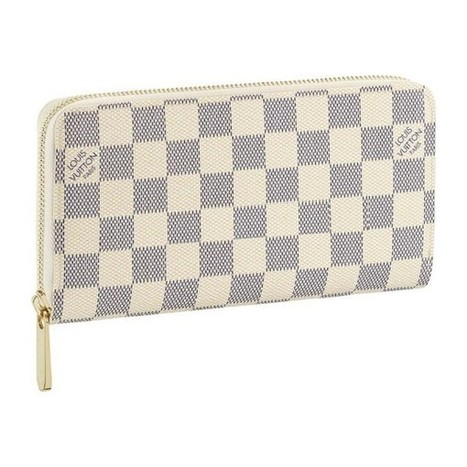 Louis Vuitton Outlet Zippy Wallet Damier Azur Canvas N60019 For Sale,70% Off | Louis Vuitton Handbags Outlet Online | Scoop.it