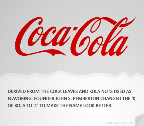How Famous Companies Got Their Name?   timms brand design   Scoop.it