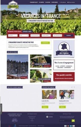 Camping Qualité: le site de réservation en ligne est opérationnel - Infos - Actualite - Decisions HPA | caravaning | Scoop.it