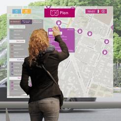 Prototype étudiant de mobilier urbain interactif et innovant : Urbi ... | 694028 | Scoop.it