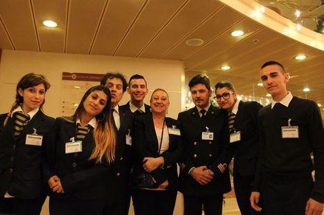 Giovani e lavoro, con Tirrenia gli stage del mare - il Giornale   Lavoro e Formazione   Scoop.it