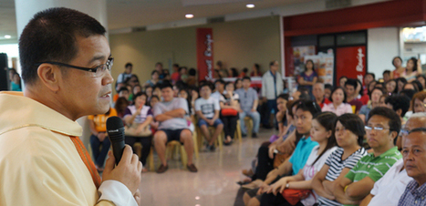 Catholic Church in Philippines Holds Mass in Malls | @pritheworld | KochAPGeography | Scoop.it