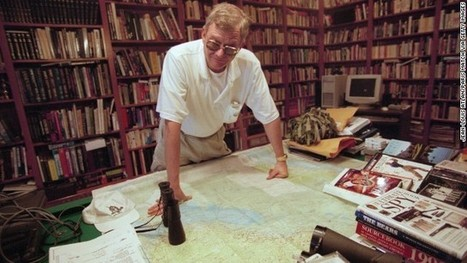 Author Tom Clancy, master of the modern-day thriller, dead at 66 | Literary World | Scoop.it