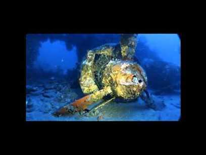 Giant German Luftwaffe Aircraft Wreck Found | Scuba Obsessed's Best and Favorite Dive Videos | Nitroxxed Scuba News | Scoop.it