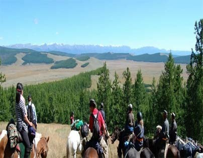 Discover Mongolia with a Horse Riding Trek on Your Holiday Trip   Goyo Travel   Scoop.it