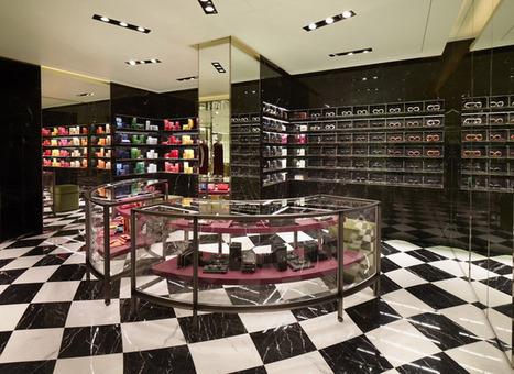 Prada store, Paris | Retail Design Review | Scoop.it