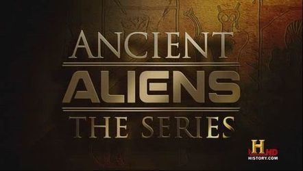 Ancient Aliens S02E10 Alien Messengers HDTV XviD FQM