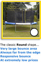 Big Air Trampolines - Cheapest and Quality 14ft Trampolines For Sale - UK | 14ft Trampolines | Scoop.it