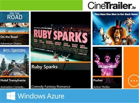 Movies Made Easy; Microsoft Stars for CineTrailer - Vertical Industries - Site Home - TechNet Blogs | CLOUDism 101 | Scoop.it